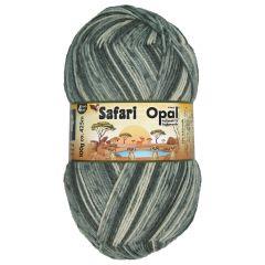 Opal Safari 4-ply 10x100g - 9535