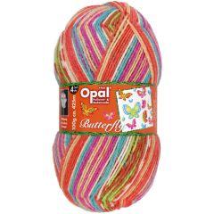 Opal Butterfly 4-ply 10x100g