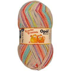 Opal Freche Freunde 4-ply 10x100g