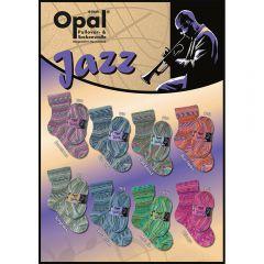Opal Jazz assortment 5x100g - 8 colours - 1pc