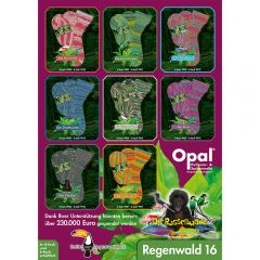 Opal Regenwald 16 assortment 5x100g - 8 colours - 1pc