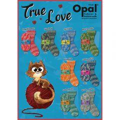 Opal True Love assortment 5x100g - 8 colours - 1pc