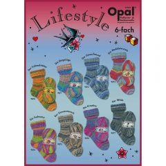 Opal Lifestyle assortment 4x150g - 8 colours - 1pc