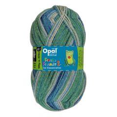 Opal Freche Freunde 2 4-ply 10x100g - 9952