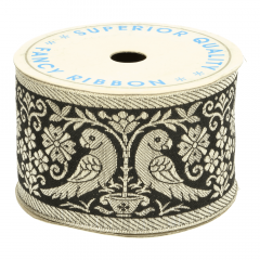 Decorative ribbon 6cm - 9m