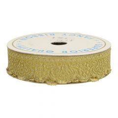 Decorative ribbon 25mm - 9m
