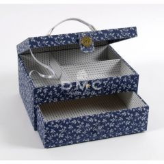 DMC Storage box w. drawer rectangular 21x28x15cm - 1pc