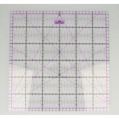 Patchwork ruler 30x30cm - 1pc - 1390