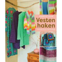 Vesten haken - Saskia Laan - 1pc
