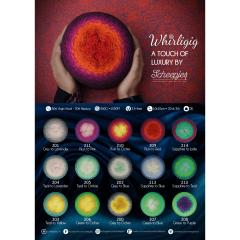 Scheepjes Whirligig Shop Poster A2-size - 1pc