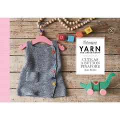YARN The After Party no.113 Cute Button Pinafore - 20pcs