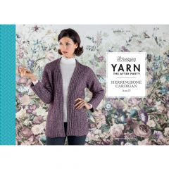 YARN The After Party no.29 Herringbone Cardigan - 20pcs