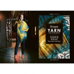 YARN The After Party No.39 Venice Wrap NL-UK-DE-SE