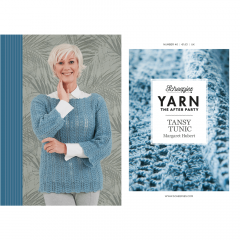 YARN The After Party No.40 Tansy Tunic NL-UK-DE-SE