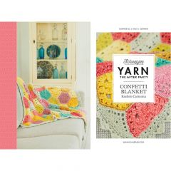 YARN The After Party no.42 Confetti Blanket - 20pcs