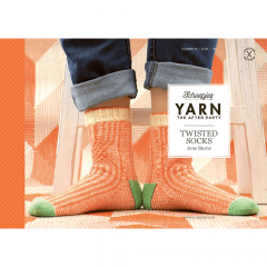 YARN The After Party No.53 Twisted Socks NL-UK-DE-SE