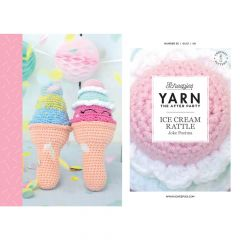 YARN The After Party no.56 Ice Cream Rattle - 20pcs