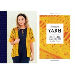 YARN The After Party no.67 Boho Cardigan - 20pcs