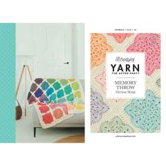 YARN The After Party no.81 Memory Throw - 20pcs
