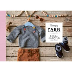 YARN The After Party no.83 Bibbed Sweater - 20pcs