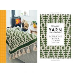 YARN The After Party no.86 Lonesome Pines Throw - 20pcs