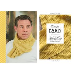 YARN The After Party no.87 Autumn Sun Scarf - 20pcs