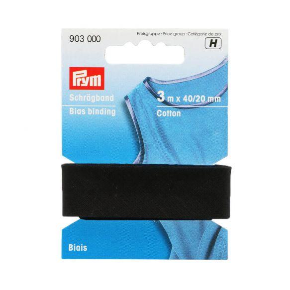 Falzung Prym 903807 Schr/ägband Duchesse taubenblau 40//20 mm 100/% PES 3,5 m